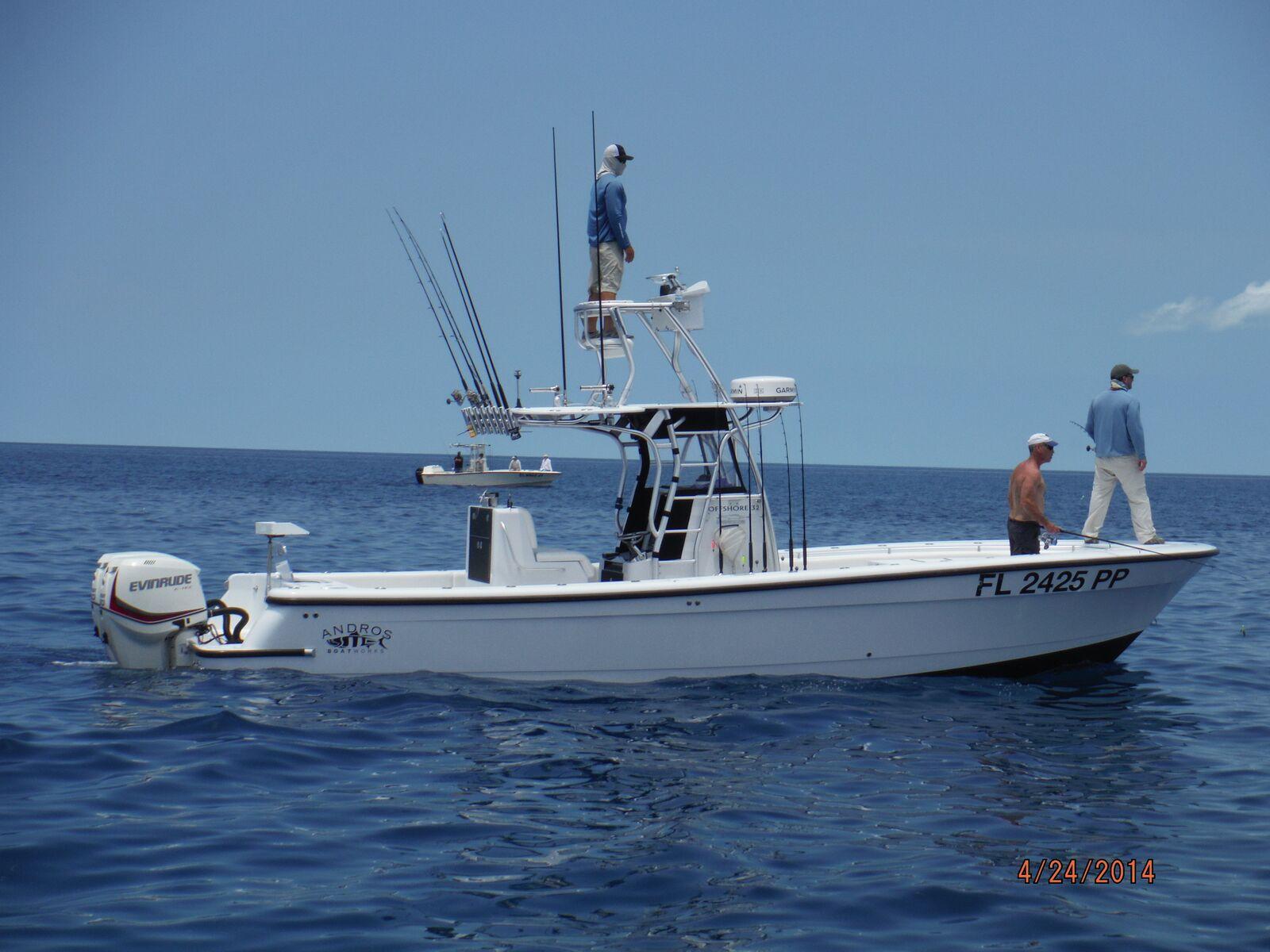 Odyssea odyssea key west sportfishing for Key west fishing boats